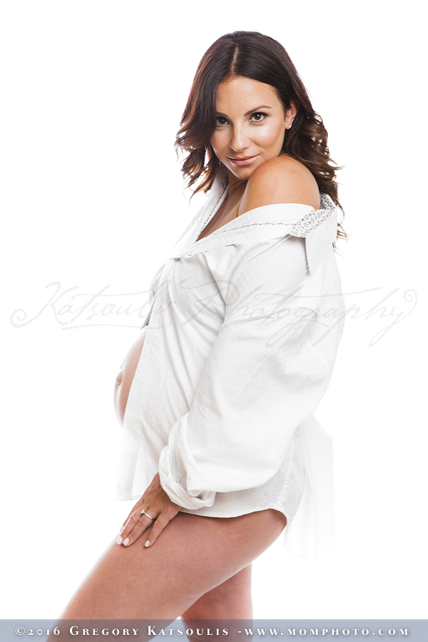 Pregnant Boudoir Photography