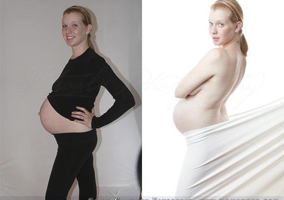 pregnancy posing ideas